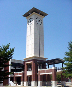 V. Lane Rawlins Clock Tower