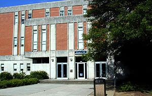 Ellington Hall
