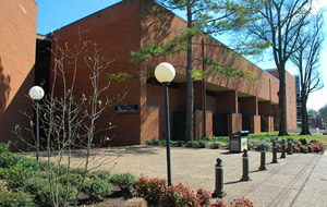 The Fogelman College of Bus & Econ Classroom Bldg