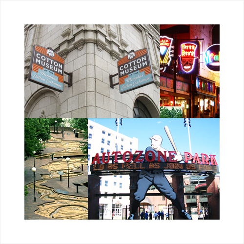 Great places in Memphis, Tennessee